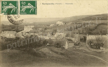 Surtainville (Manche) - Panorama